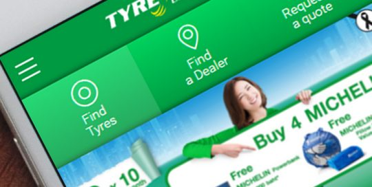 tyreplus website preview