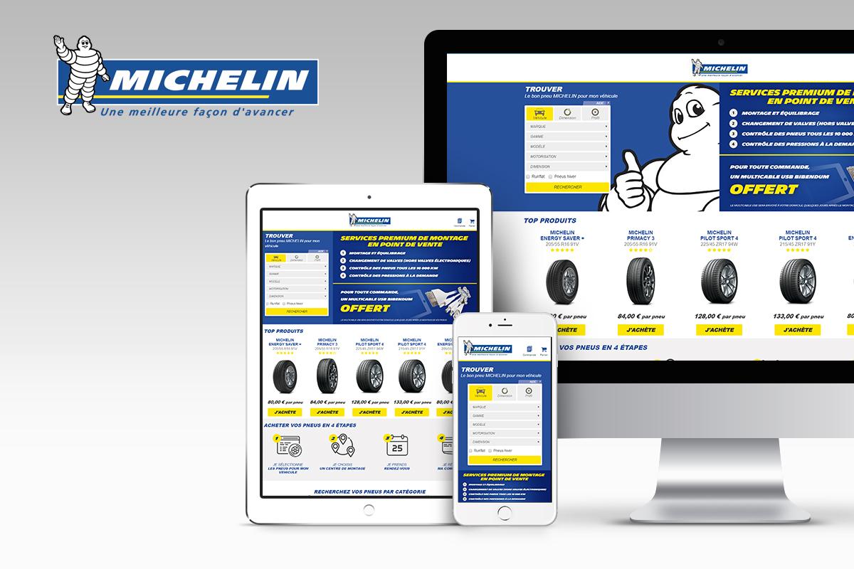 e-shop michelin france