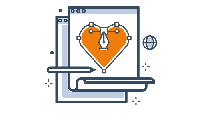 UI/ UI skill's imagery